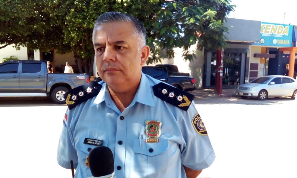 Asumió nuevo director de Policía en Caaguazú