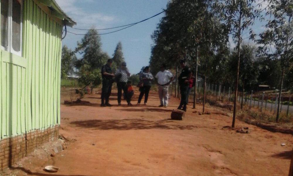 Denuncian esquema de despojo de tierras en oficina regional de INDERT