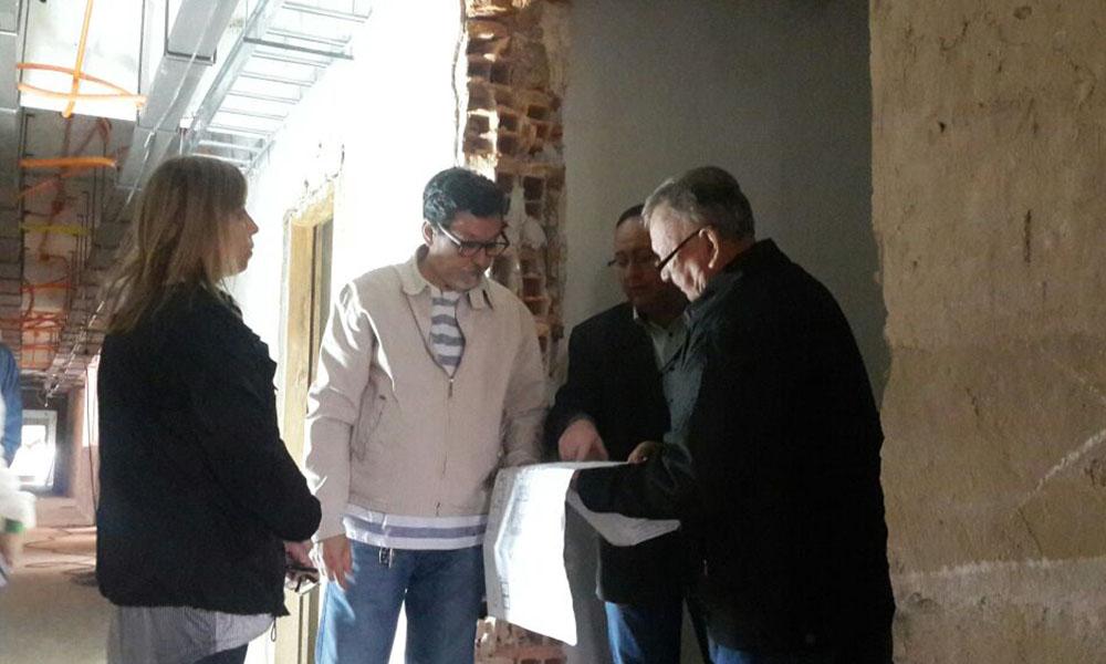Conclusión de obras en hospital de IPS en Coronel Oviedo depende de adenda presupuestaria