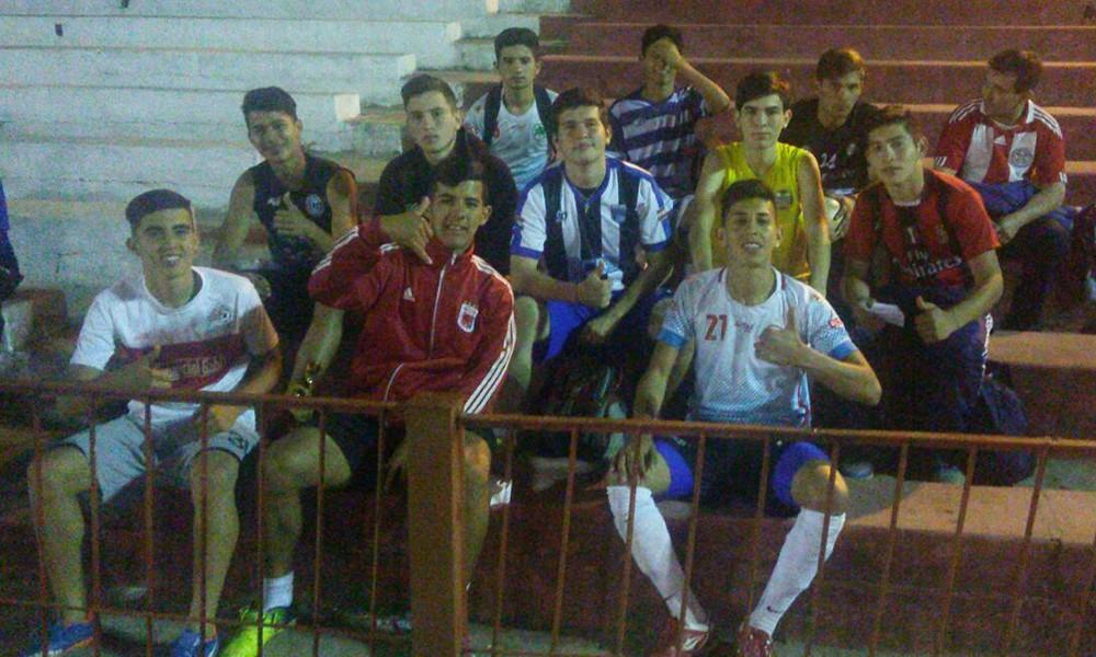 Selección Ovetense de Fútbol de Salón con miras al Nacional de Villeta 2016