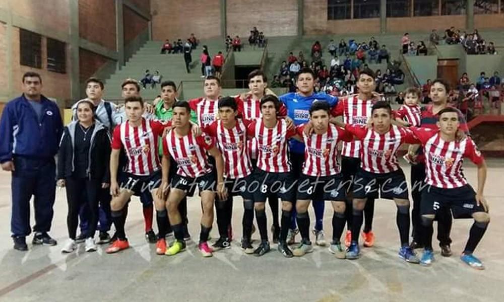 Fútbol de Salón: Selección Ovetense golea 16-5 a Campo 9