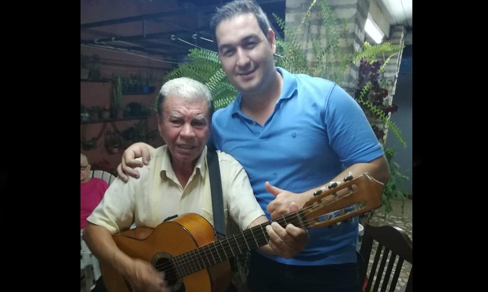 """Músicos organizan peña benéfica en favor del humorista """"Agüerito"""""""