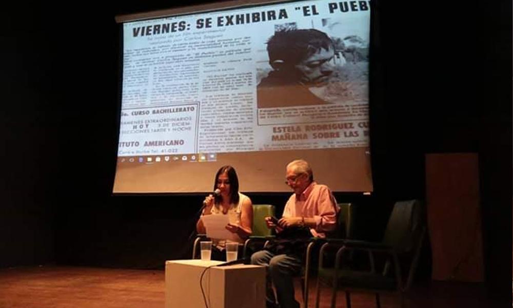 Debatirán sobre cine nacional en tiempos de la dictadura de Stroessner