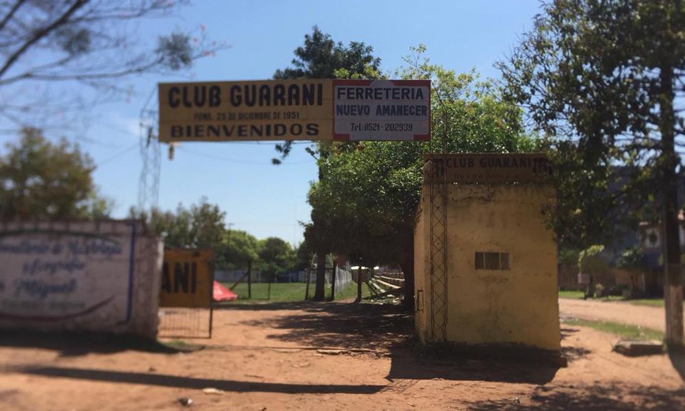 Organizan torneo de fútbol solidario en el Club Guaraní