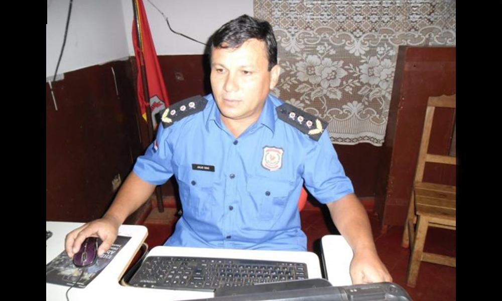 Designan a nuevos jefes policiales en el Departamento Caaguazú
