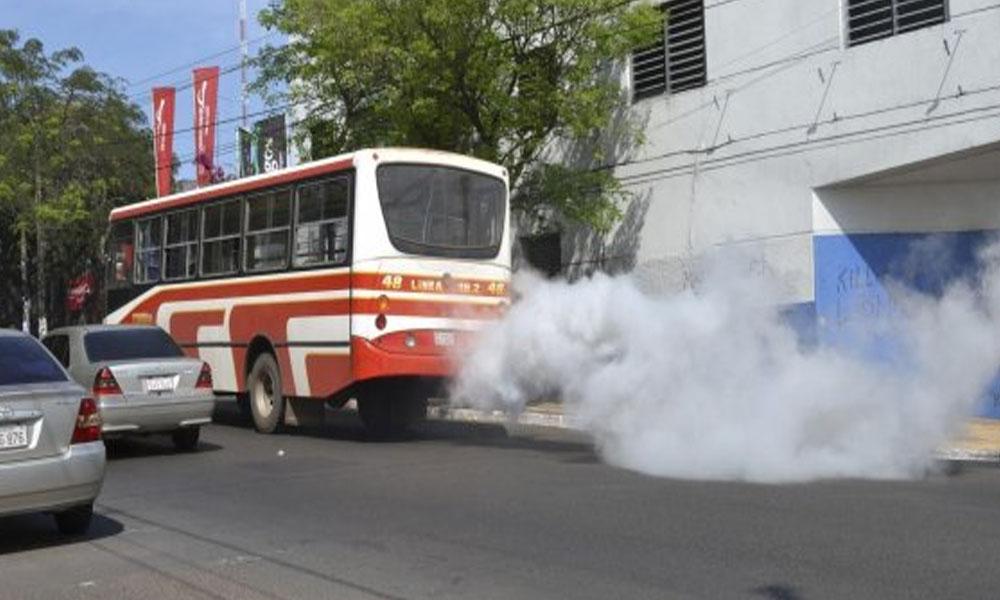 Seg n la oms 92 de la poblaci n respira un aire for Como purificar el aire contaminado