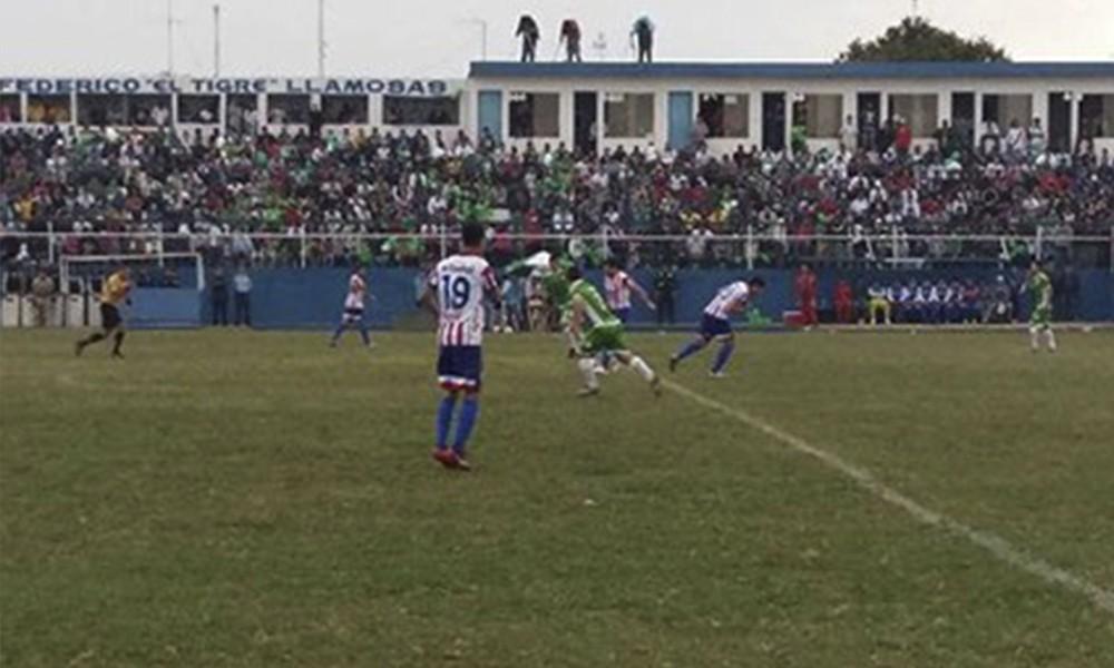 Deportivo Caaguazú se queda con el clásico departamental