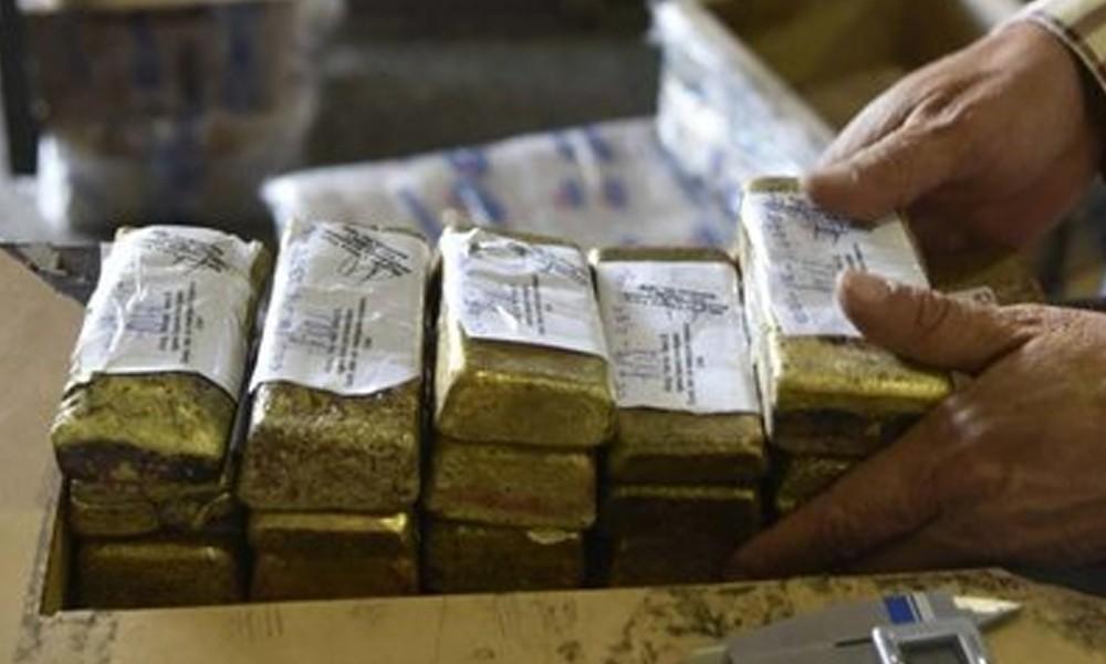Permanecen retenidos 480 kilos de presunto oro en Silvio Pettirossi