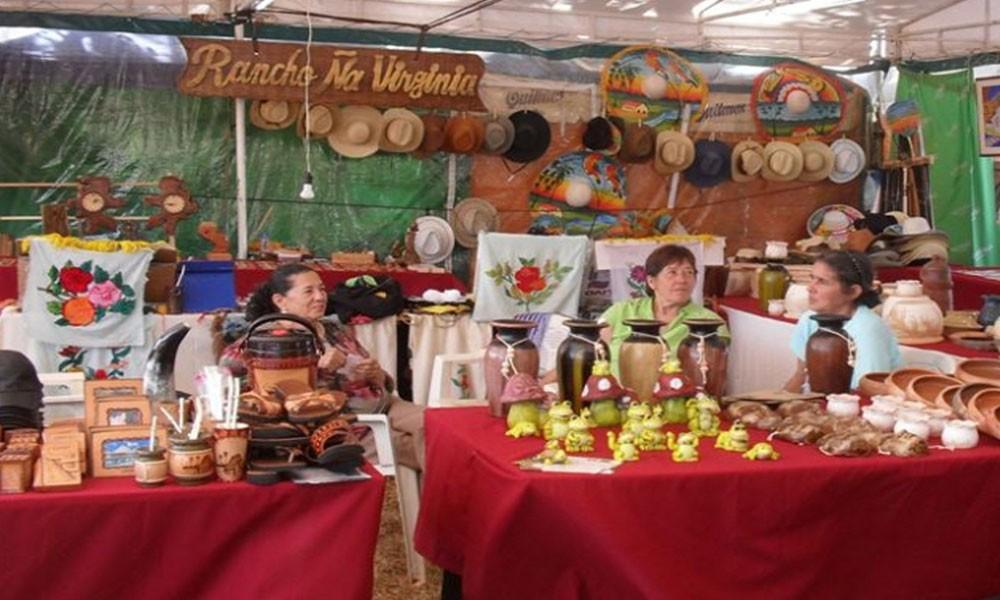 """Paraguay: sede del """"Encuentro de Artesanos y Festival Nacional del Folklore"""""""
