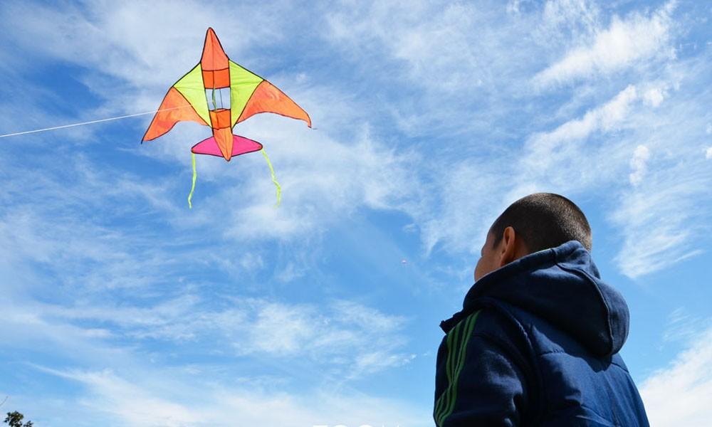 Scout organizan 2º Festival de Pandorgas en Coronel Oviedo