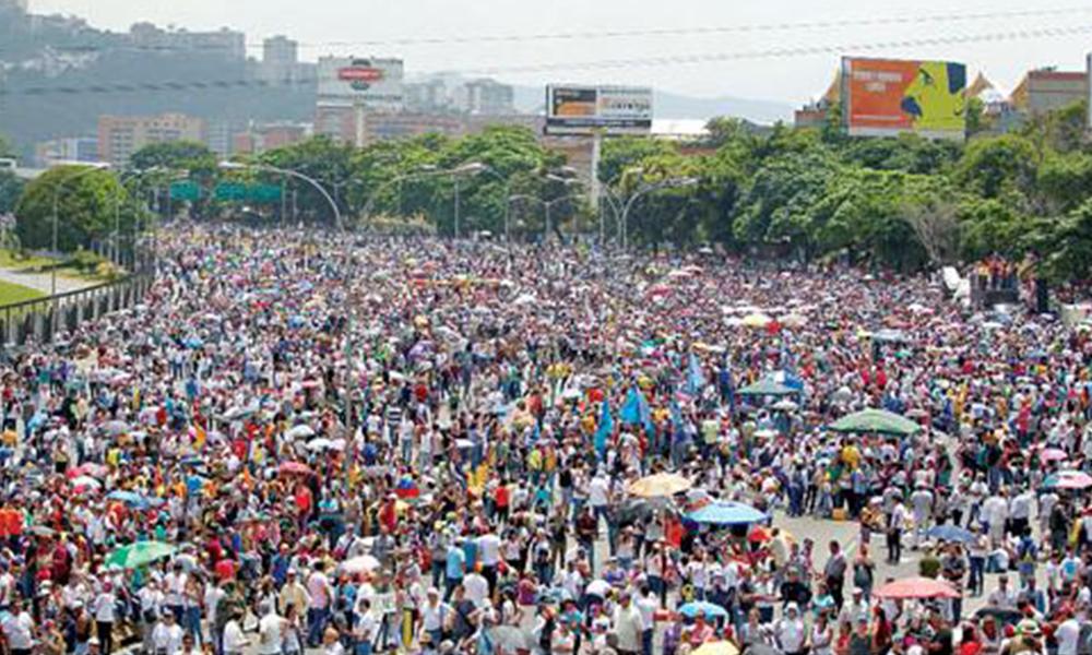 ONG denuncia casi 3.000 detenidos tras protestas en Venezuela