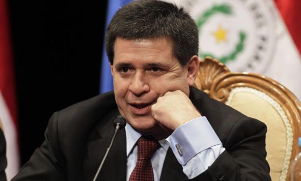 Horacio Cartes no se presenta ante comisión que investiga a Messer