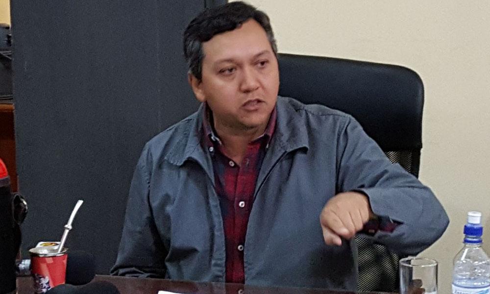 """Edgar Bernal convoca a extraordinaria para tratar caso """"PMT paralela"""""""