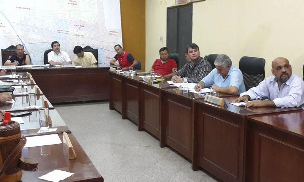 Junta Municipal inició periodo legislativo