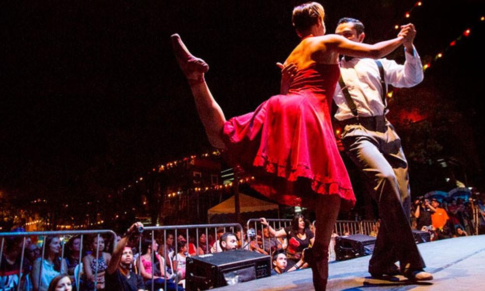 Buenos Aires: 600 artistas en megafestival de tango