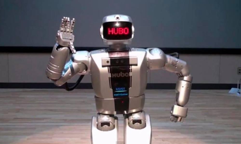 Hubo: El robot humanoide que salvará vidas humanas