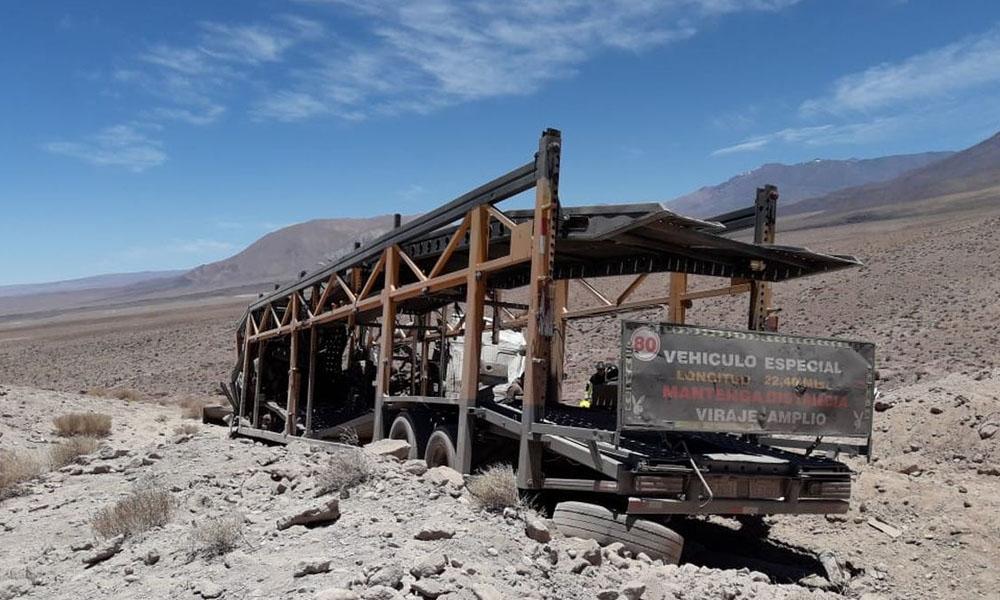 Grave accidente en Chile se cobró la vida de un paraguayo