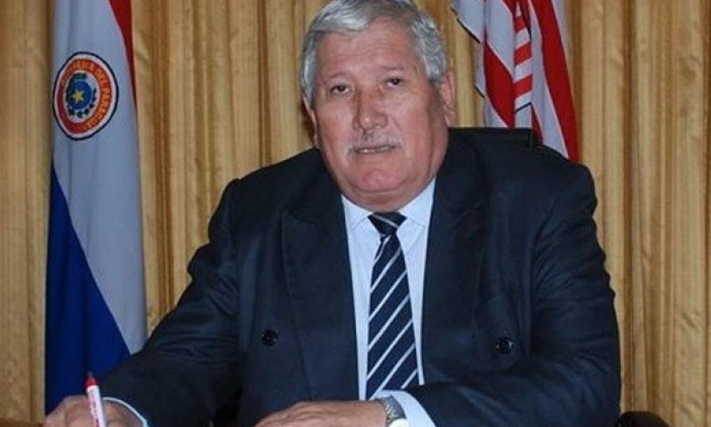 Albino Ferrer renunció a la Intendencia de San Lorenzo