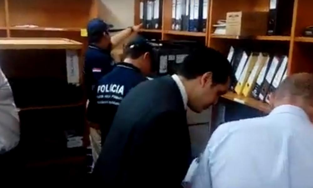 Allanan la Municipalidad de CDE y Gobernación del Alto Paraná