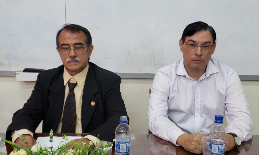 Asamblea Universitaria confirma interinazgo de Rodríguez y Villasanti