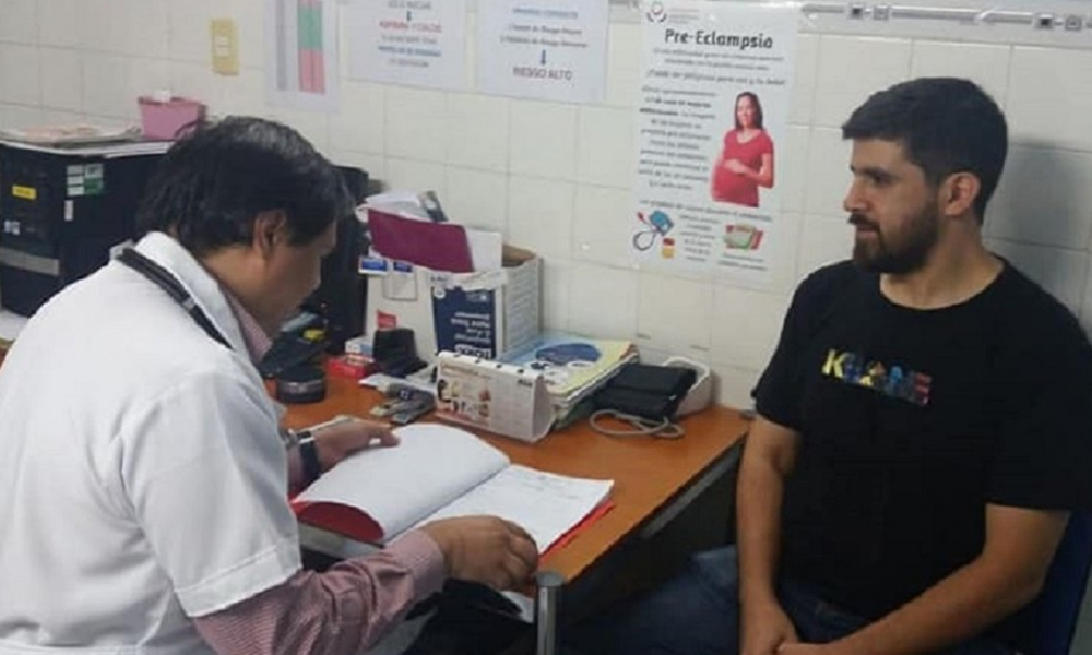 Hospital de Loma Pytâ habilita consultorio integral para hombres
