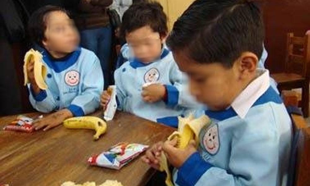 Aprueban incluir banana en la merienda escolar