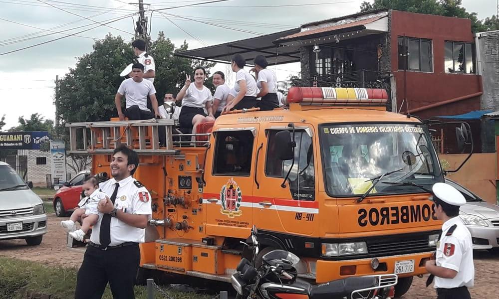 Bomberos Amarillos convocan a la academia bomberil 2019