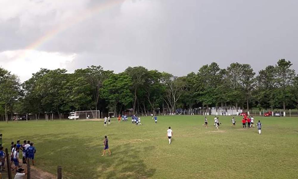 Hoy se pone al día el campeonato de la Liga Ovetense de Fútbol