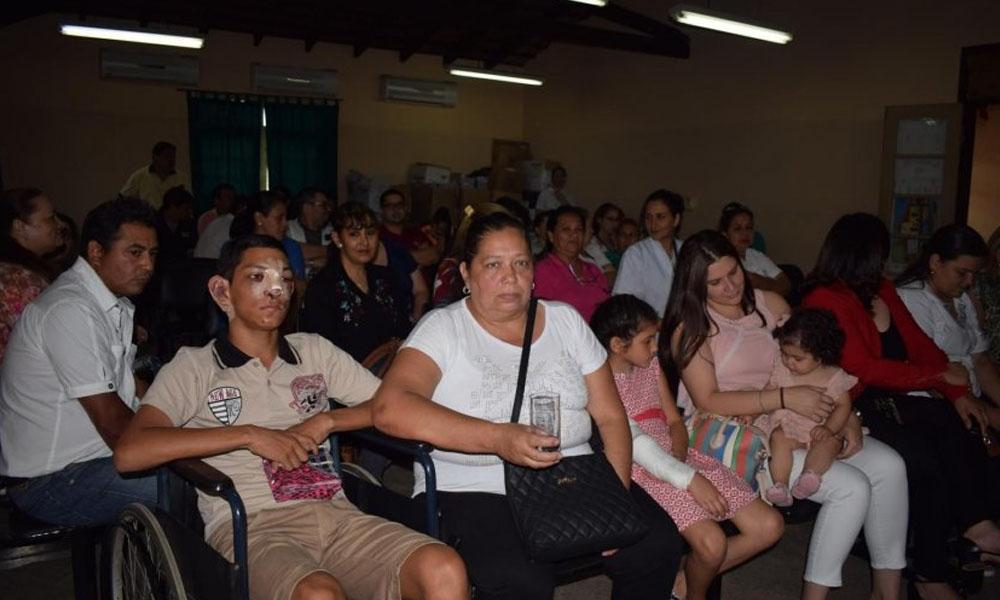 Exitosa cirugía reconstructiva a pacientes en Paraguarí