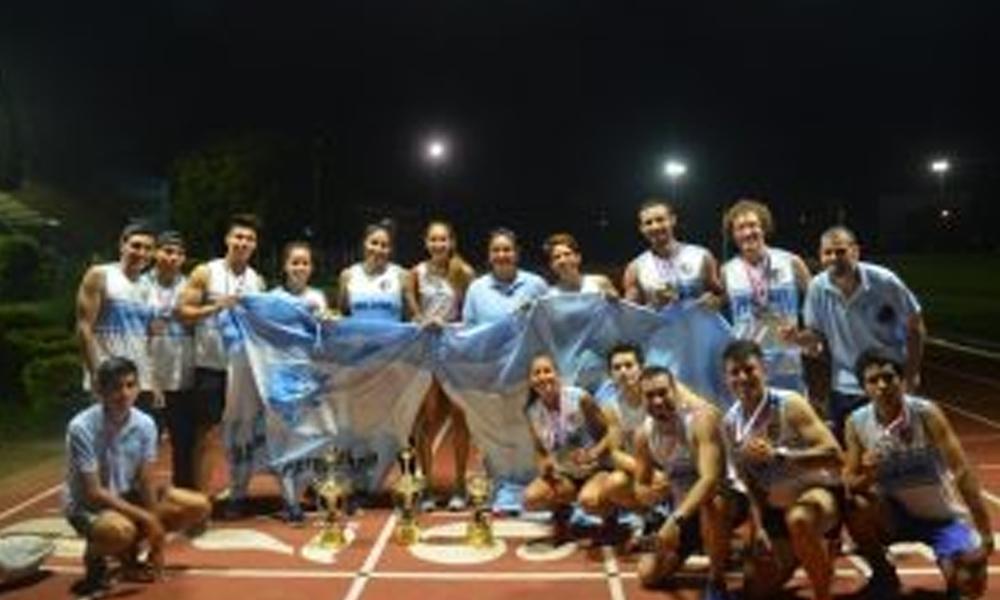 San José bate record en Campeonato Interclubes 2018