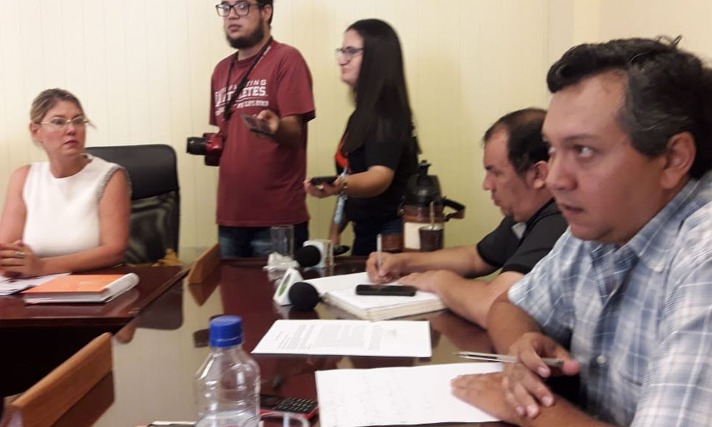 Junta Municipal revoca su propia resolución en grupo de whatsapp