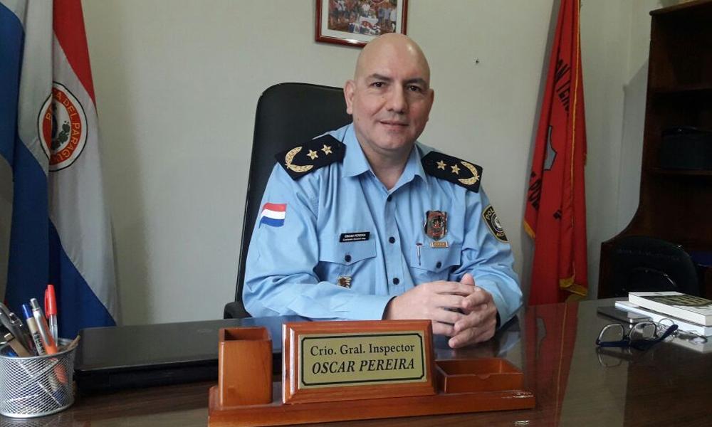 Policía informa reducción de índice delictivo en el Caaguazú