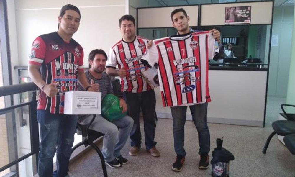 Albirrojos solicitan contribuciones para financiar participación en el Nacional de Fútbol de Salón