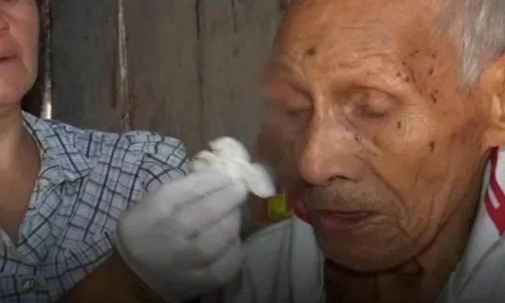 Falleció Don Eleuterio