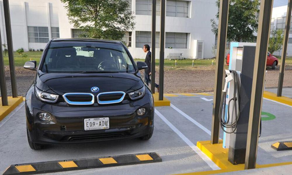 EBY instalará estaciones de cargadores para vehículos eléctricos