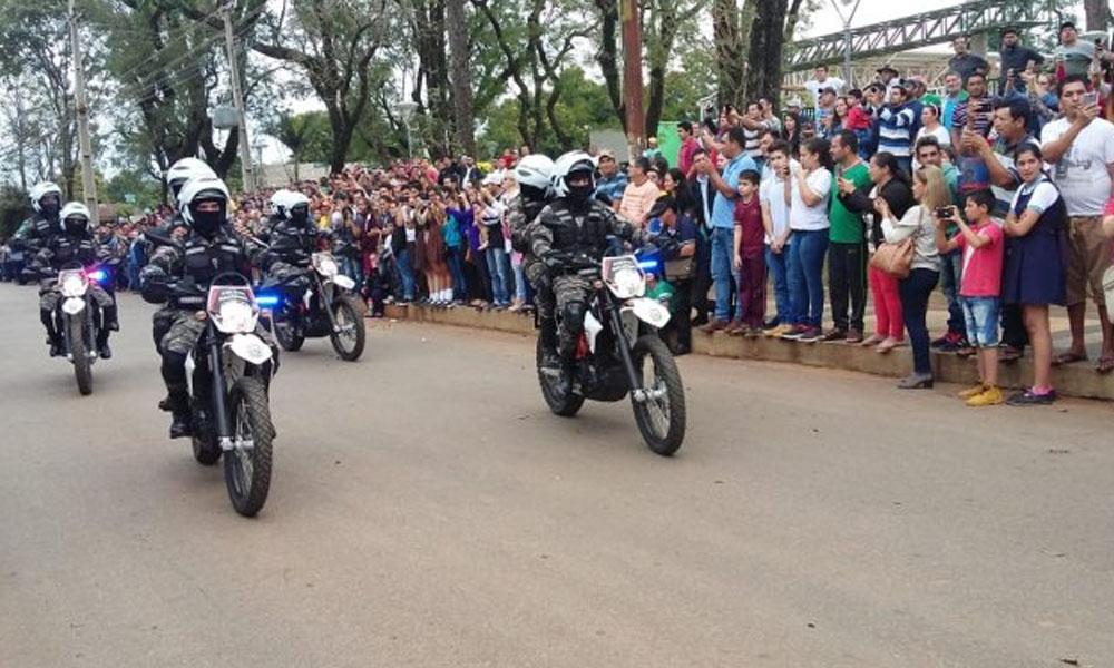 Grupo Lince se instalará en Paraguarí y Presidente Hayes