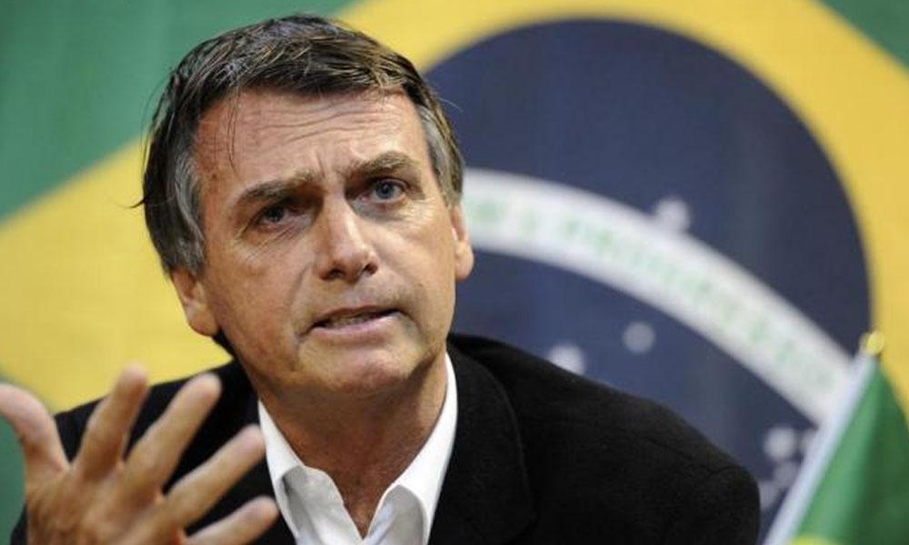 """Jair Bolsonaro califica matanza en escuela de Brasil como """"monstruosa y cobarde"""""""
