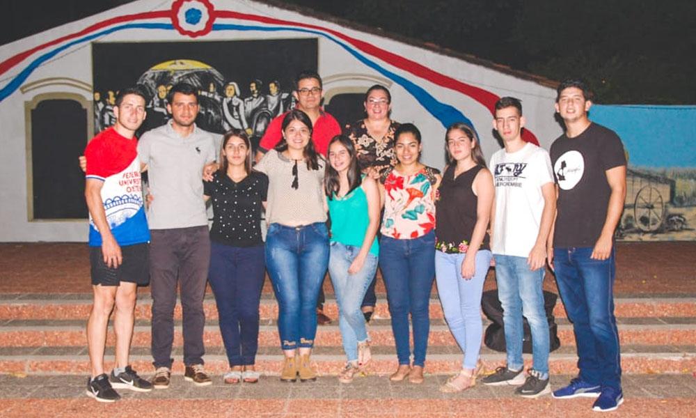 Jóvenes buscan mejorar el medio ambiente en San José de los Arroyos