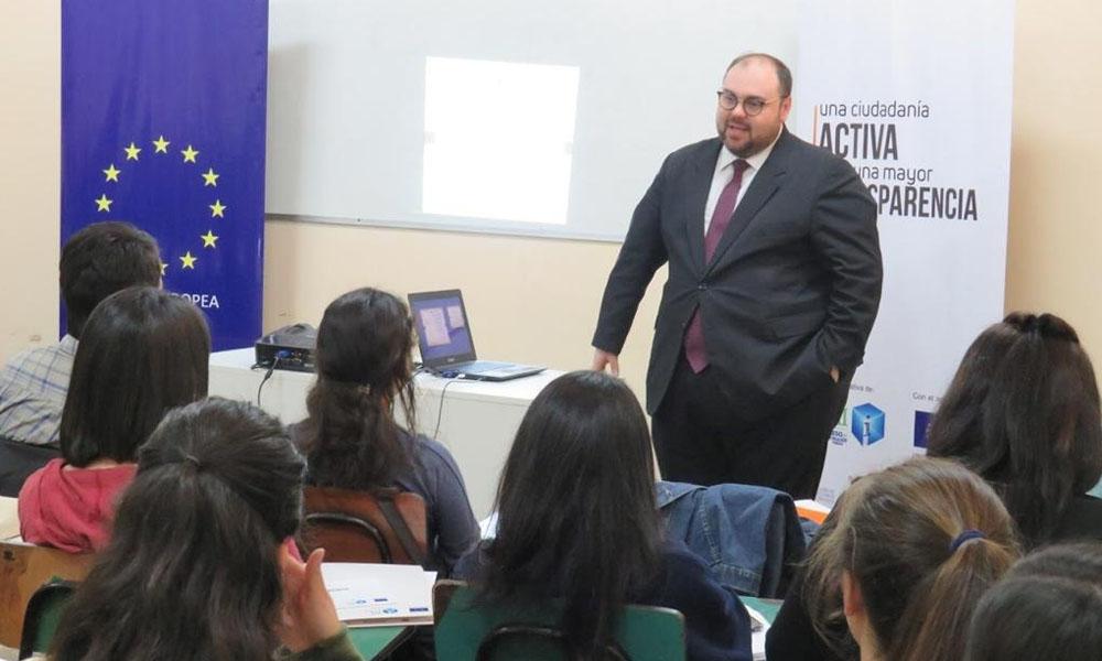 Seminario de Transparencia Gubernamental llega a Coronel Oviedo