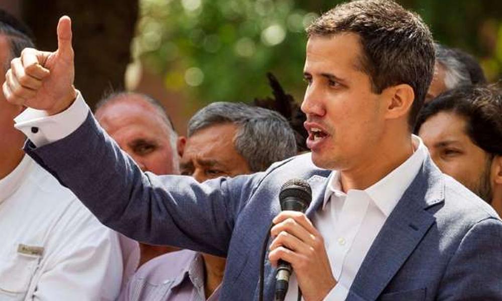 Juan Guaidó designa a su embajador en Paraguay