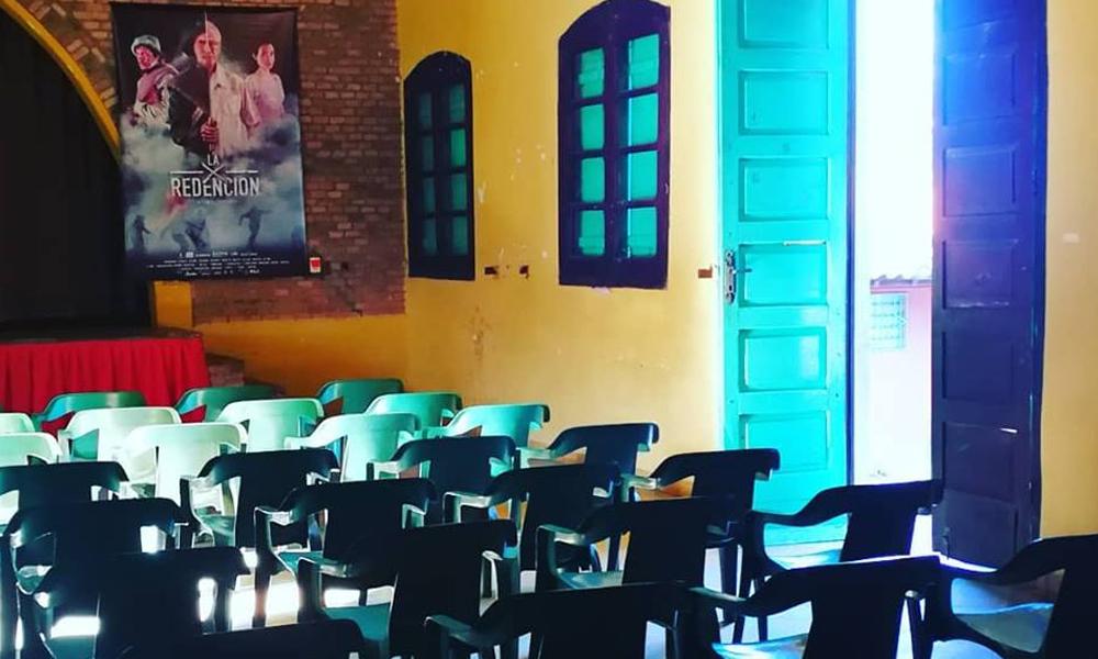 """Inicia ciclo de cine con """"La Redención"""" en Casa de Amistad"""