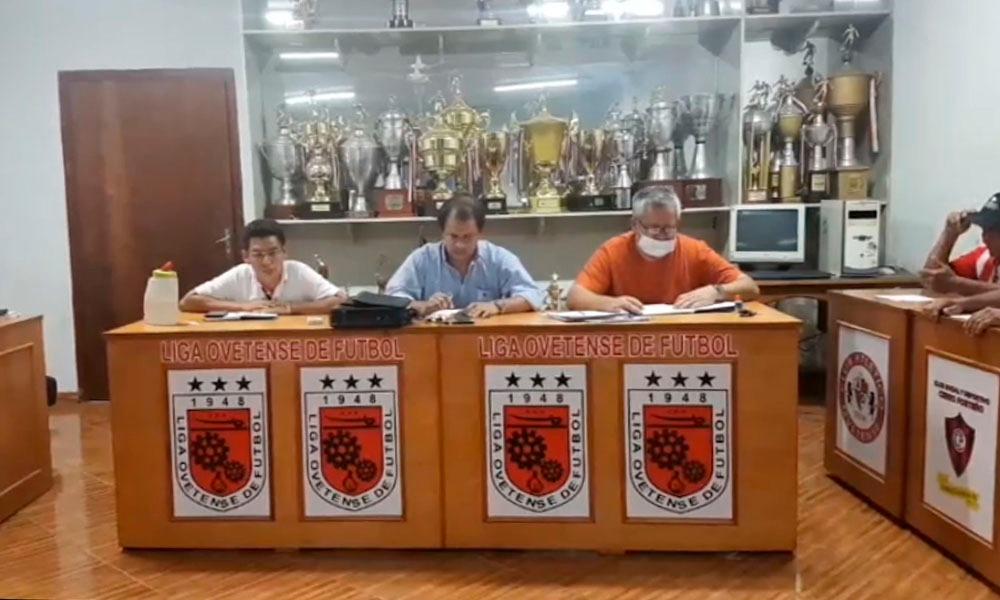 Programan compromisos para el complemento de la primera fecha del Campeonato Ovetense