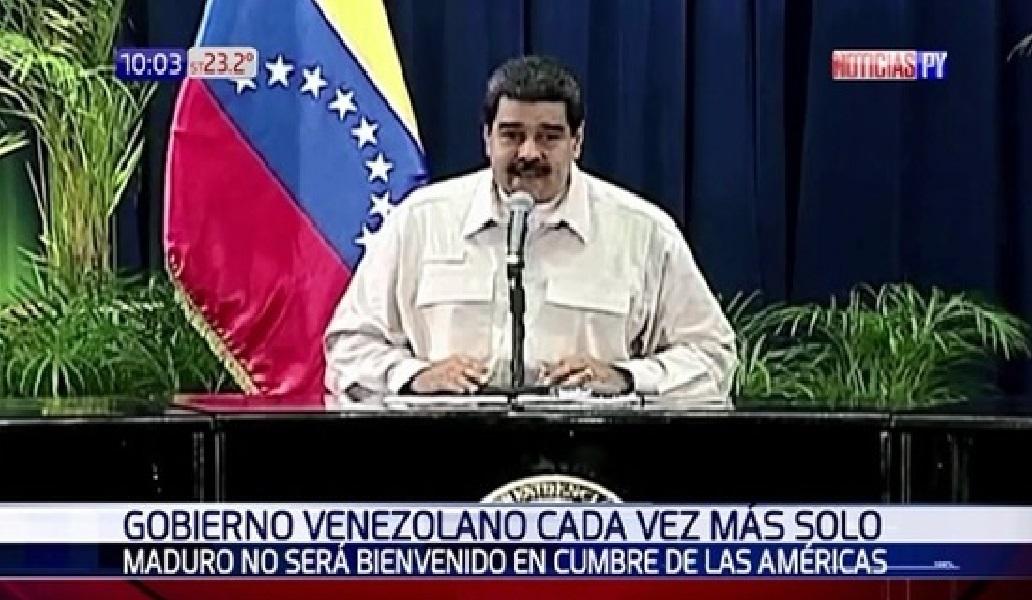 Paraguay no reconocerá legitimidad de elecciones en Venezuela