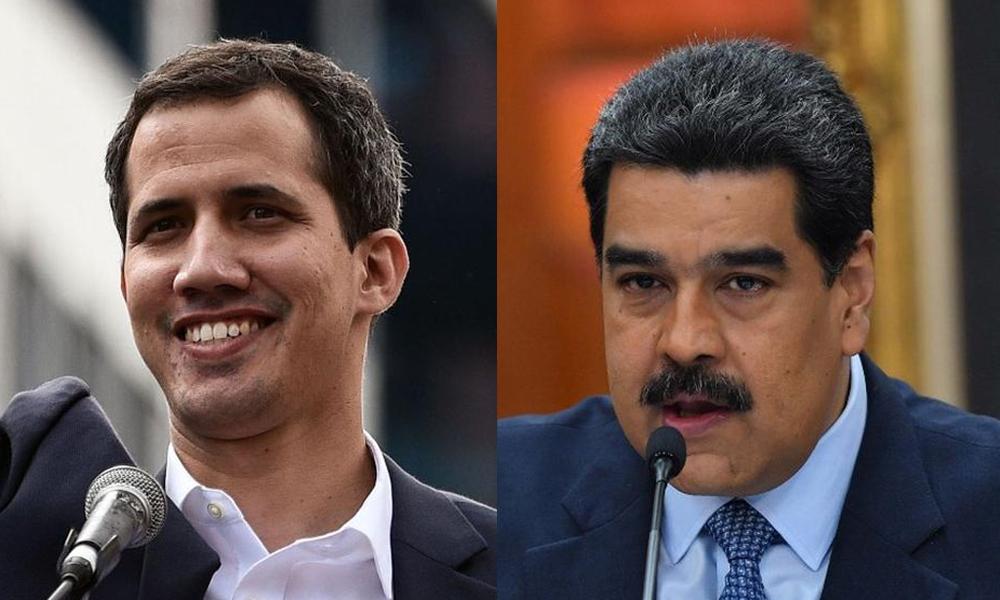 Guaidó no descarta una futura amnistía a Maduro para superar la crisis