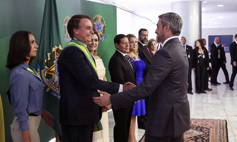 Marito Abdo y Jair Bolsonaro se reunirán en las instalaciones de Itaipú