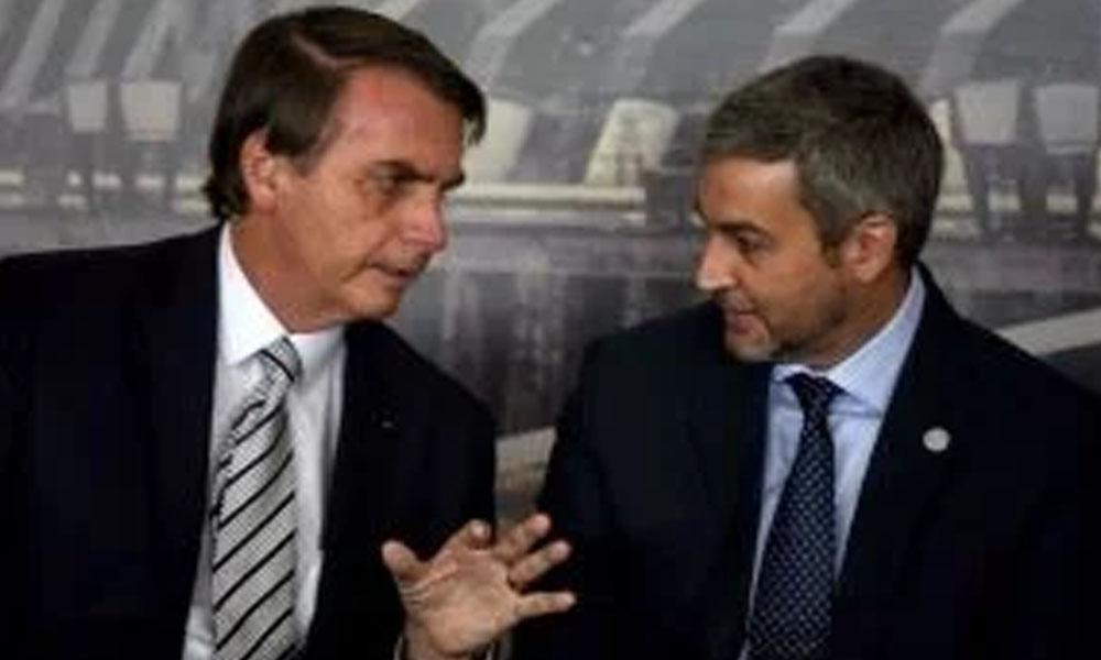 Marito viaja a Brasil para encuentro con Jair Bolsonaro