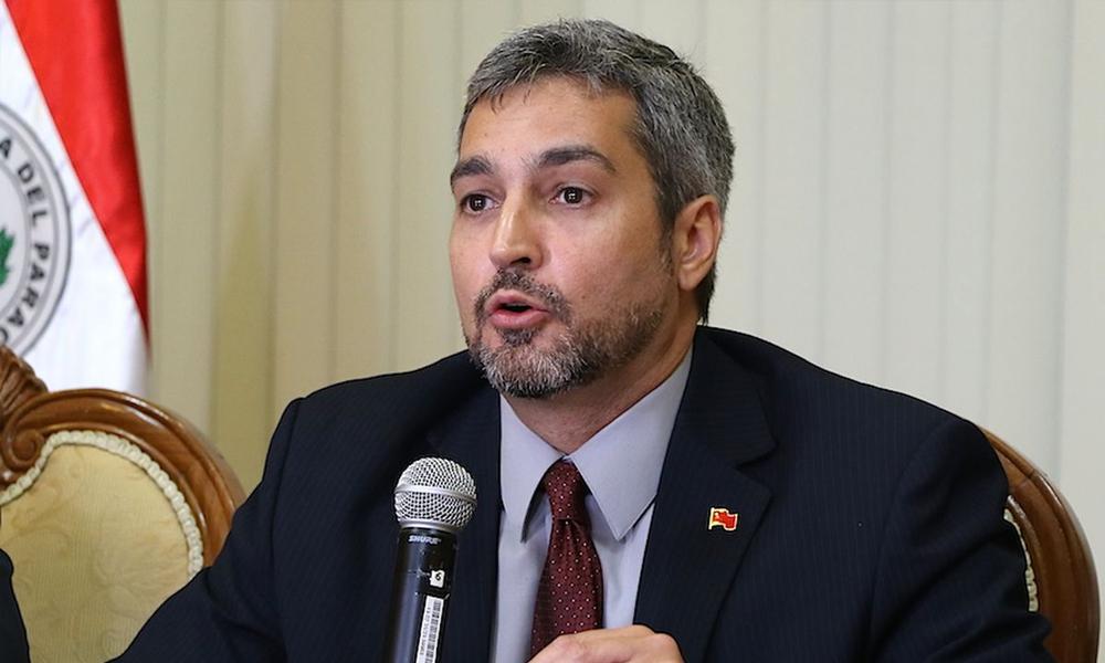 """Mario Abdo: """"Hubo complicidad para fuga de miembros del PCC"""""""