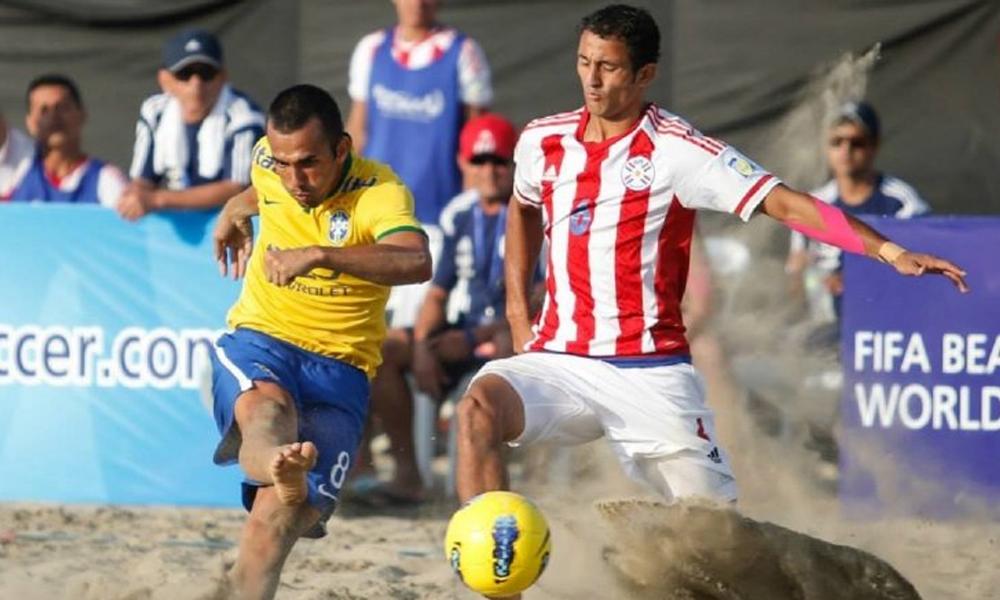 Paraguay será sede del Mundial de Fútbol Playa 2019