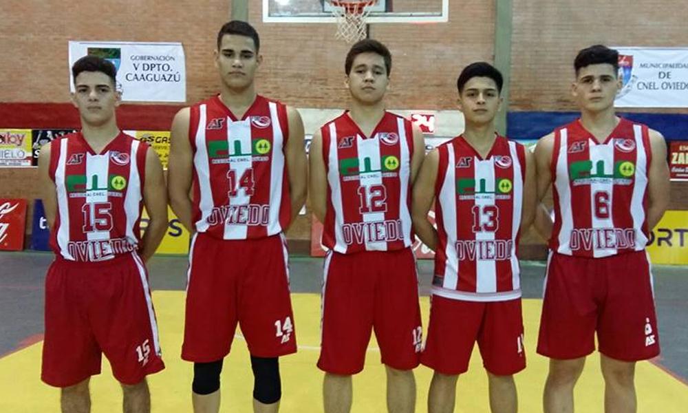 Nacional U16: Ovetense logra su segunda victoria