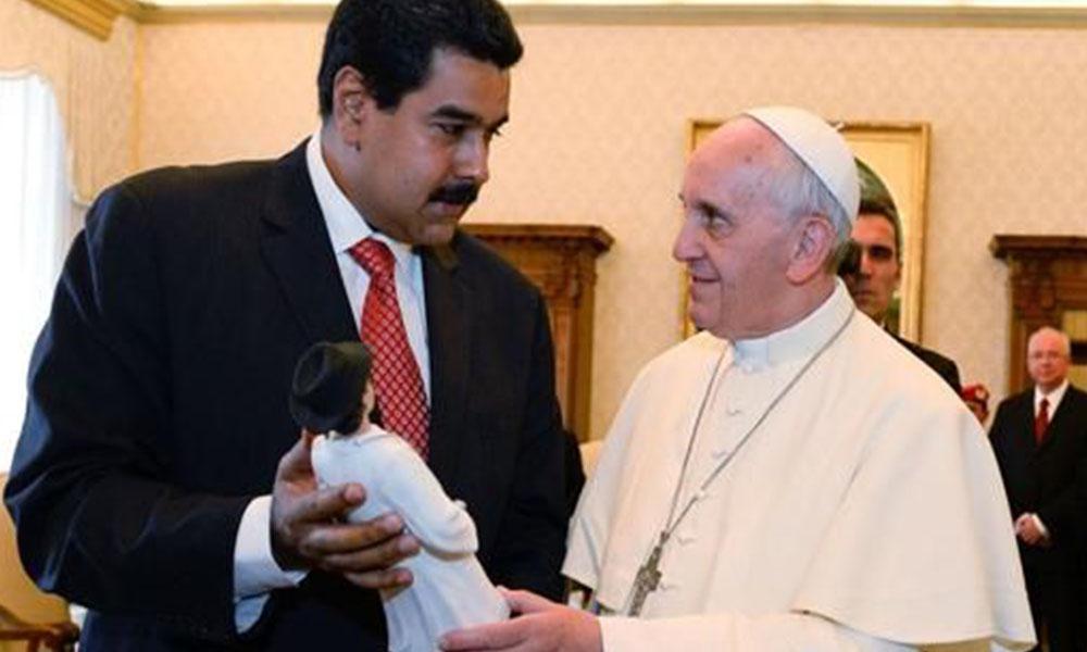 Vaticano y Unasur tratan de salvar diálogo congelado en Venezuela